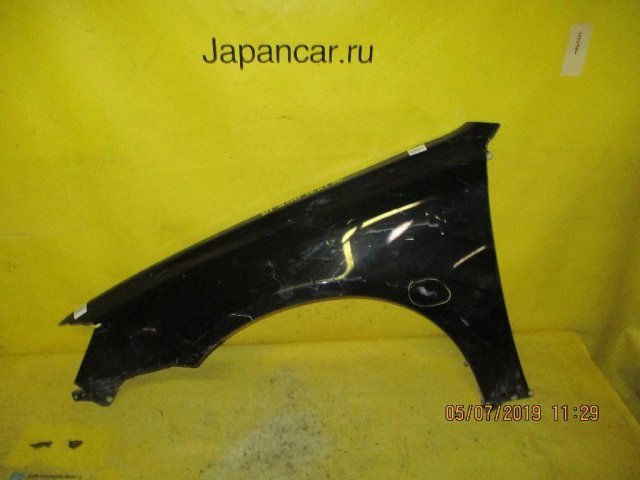 Крыло на Subaru Legacy Wagon BP5