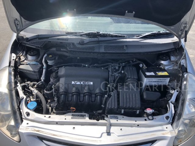 Амортизатор на Honda Fit GD3