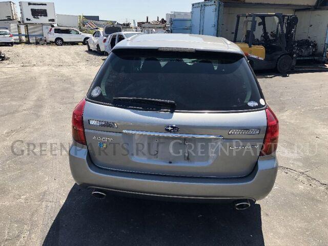 КОЖУХ ДВС на Subaru Legacy Wagon BP5 EJ20X