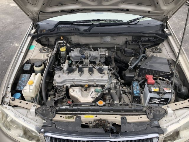 Стойка амортизатора на Nissan Bluebird Sylphy FG10 QG15DE