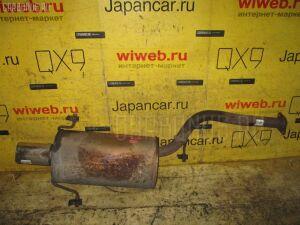 Глушитель на Subaru Forester SG5 EJ20