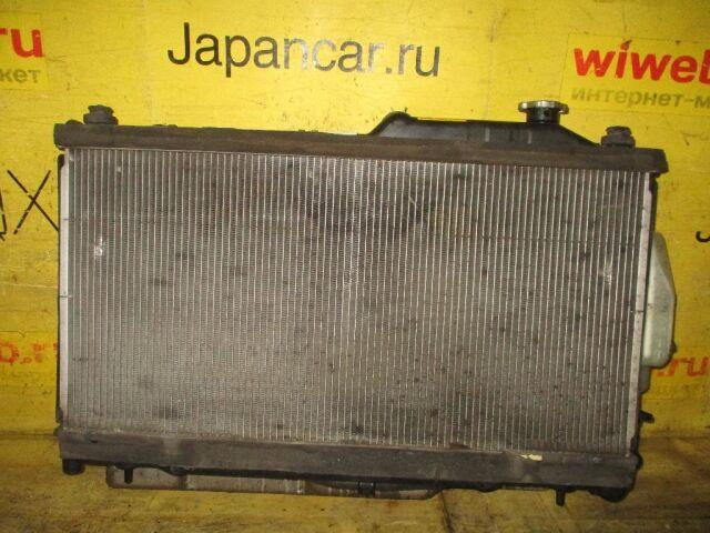 Радиатор двигателя на Subaru Impreza Wagon GH2, GH3, GH6, GH7 EJ203, EL15