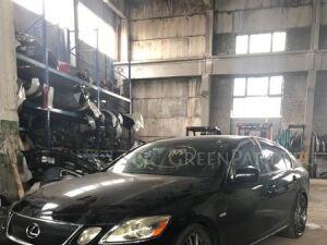Суппорт на Lexus GS350 GRS191 2GR-FSE