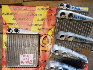 Радиатор печки на Nissan Tiida C11 HR15DE