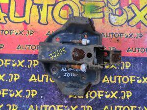 Крепление запаски на Suzuki Jimny JB23W