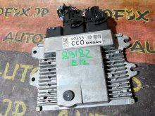 Блок управления efi NISSAN NOTE BED420-000 E12 HR12DDR BED420-000