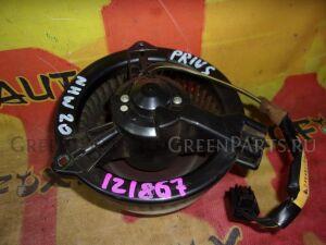 Мотор печки на Toyota Prius NHW20 1NZFXE