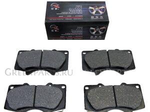 Тормозные колодки на Toyota Land Cruiser Prado KDJ120 1KD-FTV