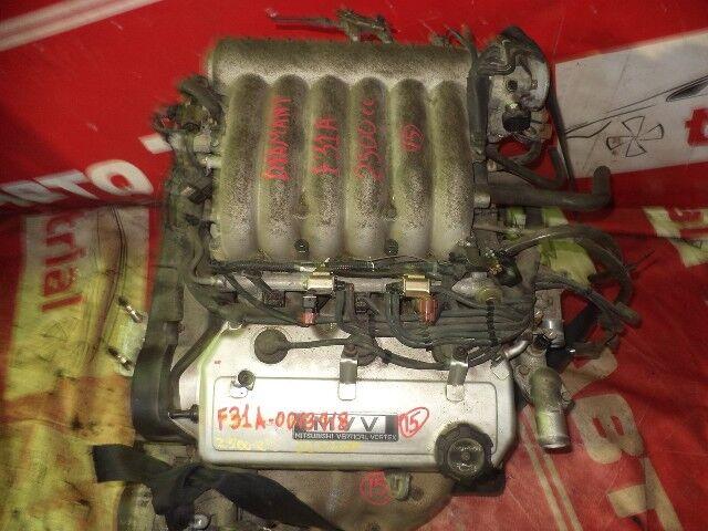 Двигатель на Mitsubishi Diamante F31A 6G73
