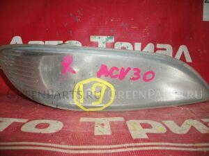 Туманка на Toyota Camry ACV30 2AZ-FE