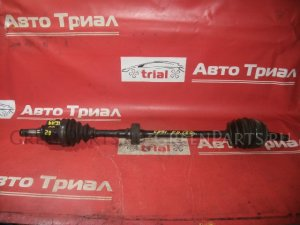 Привод на Toyota Starlet EP91 4E-FE