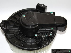 Мотор печки на Toyota Previa GSR50W 2GR-FE