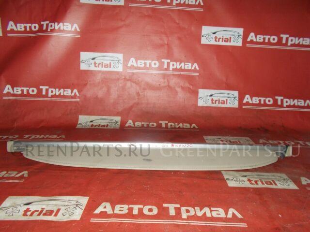 Шторка багажника на Toyota Prius NHW20 1NZ-FXE