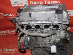 Двигатель на Nissan Avenir PW11 SR20DE