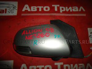 Зеркало на Toyota Allion NZT260 1NZ-FE