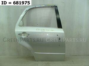 Дверь задняя на Suzuki SX4 I (Classic) Рест. (2009-2014) х/б 5 д