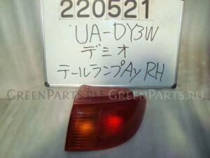 Стоп на Mazda Demio DY3W ZJ-VE P1977