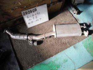 Глушитель на Toyota Mark II GX90 1G-FE