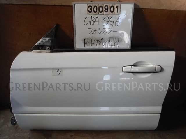 Дверь боковая на Subaru Forester SG5 EJ203
