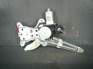 Стеклоподъемный механизм на Toyota Premio ZZT240 1ZZ-FE