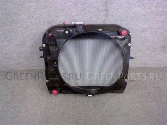 Радиатор двигателя на Nissan Vanette SKP2MN L8