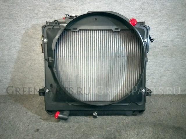 Радиатор двигателя на Nissan Atlas SP8F23 TD27