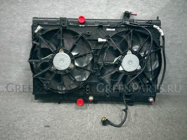 Радиатор двигателя на Nissan X-Trail HT32 MR20DD