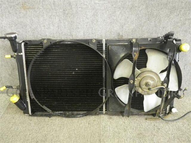Радиатор двигателя на Subaru Leone AA7 EA82T
