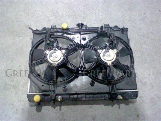 Радиатор двигателя на Nissan Presage TNU30 QR25DE