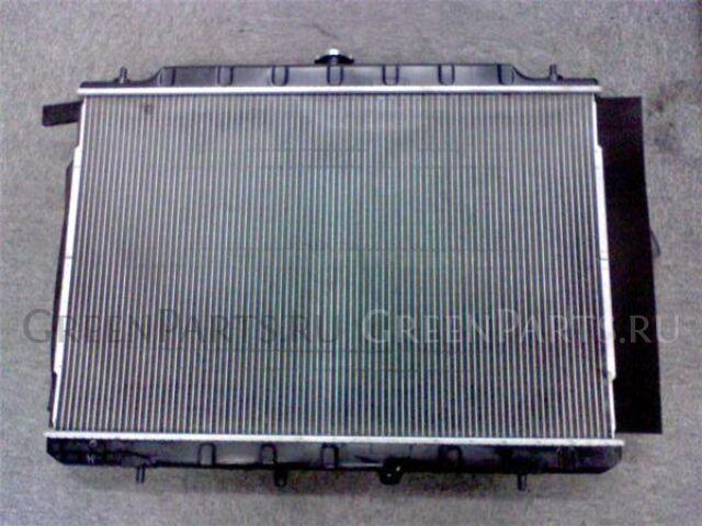 Радиатор двигателя на Nissan Serena NC26 MR20DD