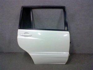 Дверь боковая на Toyota Kluger MHU28W 3MZFE
