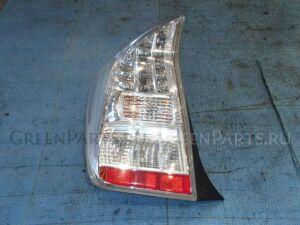 Стоп на Toyota Prius ZVW30 2ZR-FXE 47-38