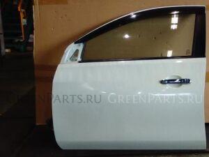 Дверь боковая на Nissan Latio N17 HR12DE