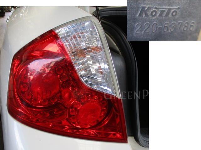 Стоп на Nissan Fuga GY50 VK45DE 220-63786