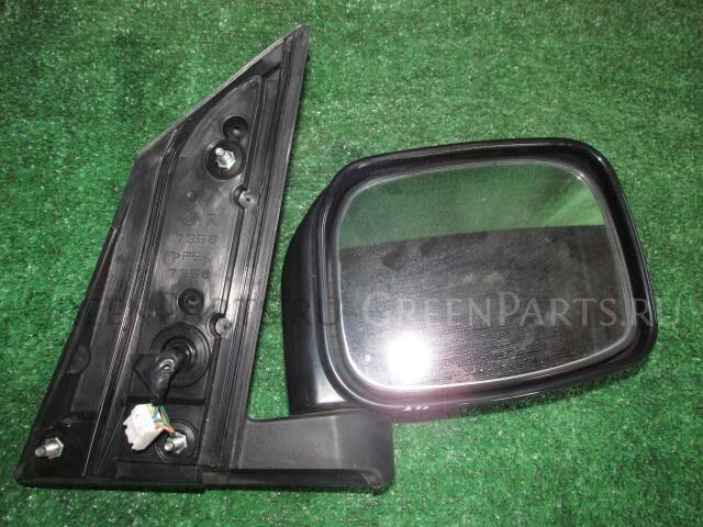 Зеркало двери боковой на Nissan Otti H91W 3G83