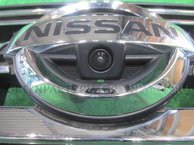 Решетка радиатора на Nissan Serena NC26 MR20DD