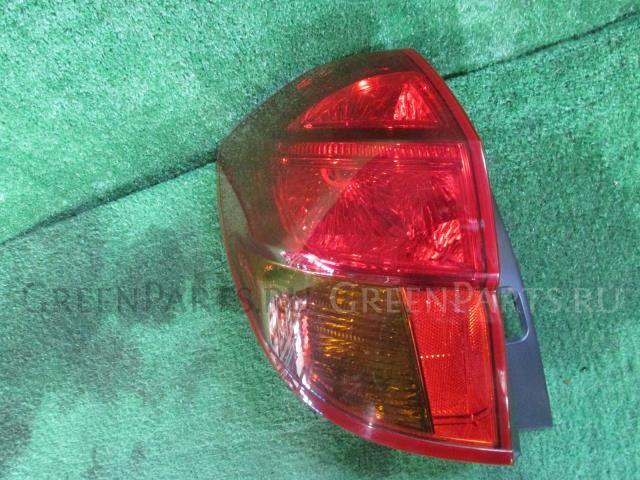 Стоп на Subaru Legacy BP5 EJ20X 220-20792