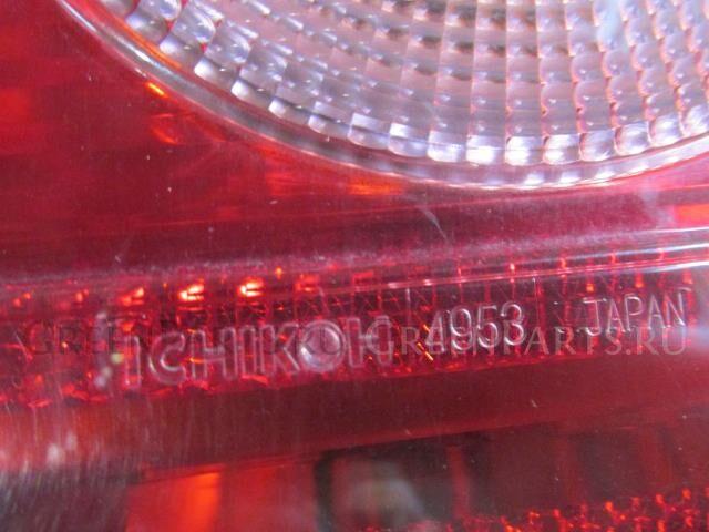 Стоп на Nissan March AK12 CR12DE