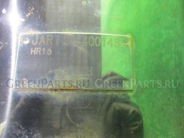 Глушитель на Nissan Note E12 HR16DE