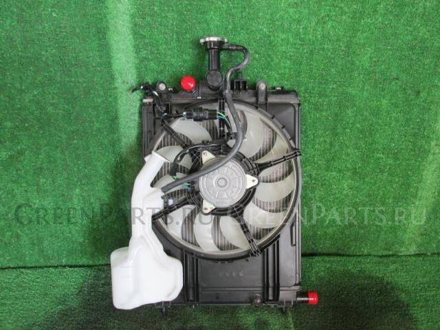 Радиатор двигателя на Nissan DAYZ ROOX B21A 3B20