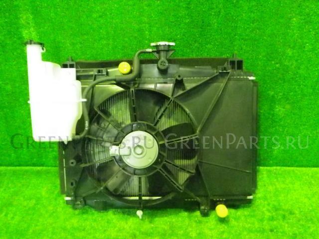 Радиатор двигателя на Mazda Demio DE3FS ZJ-VEM