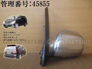 Зеркало двери боковой на Toyota Estima ACR30W 2AZ-FE