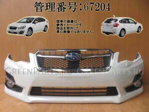 Бампер на Subaru Impreza GP7 FB20A