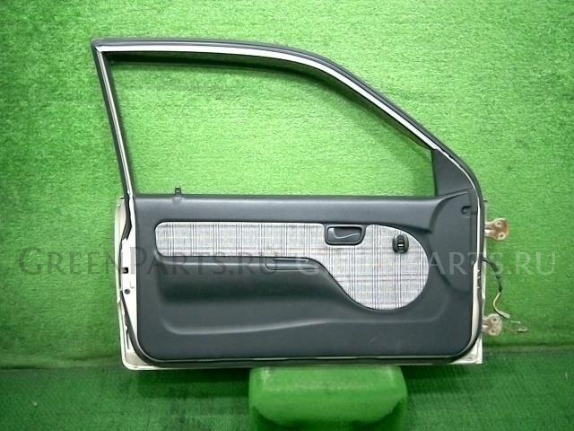 Дверь боковая на Subaru Vivio KK3 EN07E