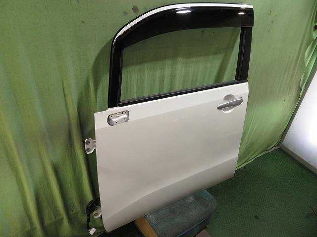 Дверь боковая на Subaru Stella LA150F KF-VE