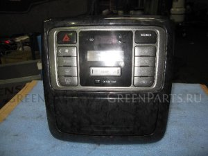 Блок управления климатконтроля на Toyota Gaia ACM10G 1AZ-FSE