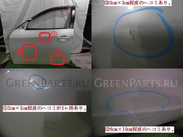 Дверь боковая на Subaru Impreza GH2 EL154