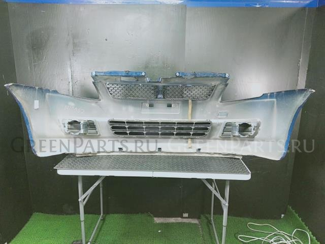 Бампер на Suzuki Swift ZC71S K12B