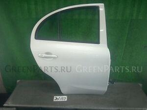Дверь боковая на Nissan March K13 HR12DE