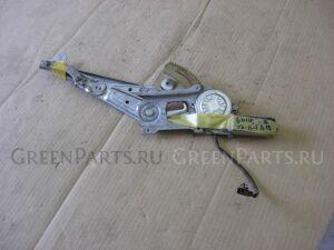 Стеклоподъемный механизм на Nissan Bluebird EU13 SR18DE